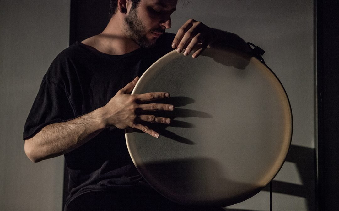 Corso per ragazzi. Percussioni a Merenda con Lorenzo D'Erasmo